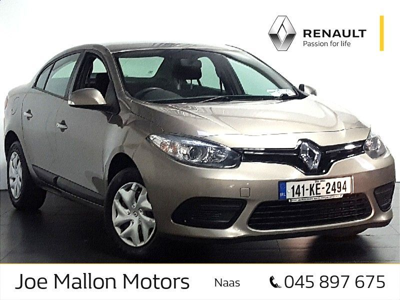 Renault Fluence EXPRESSION 1.5 DCI 90