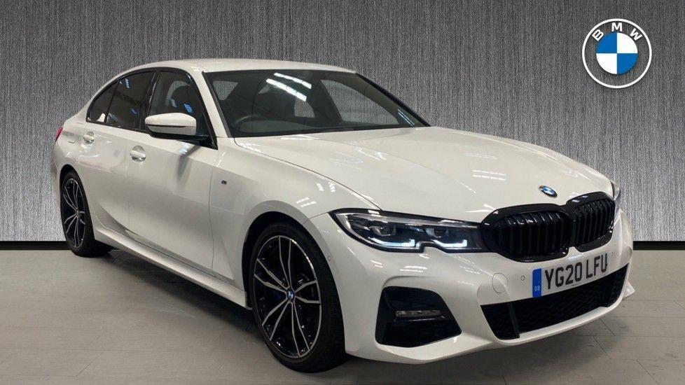 Image 1 - BMW 320i M Sport Saloon (YG20LFU)