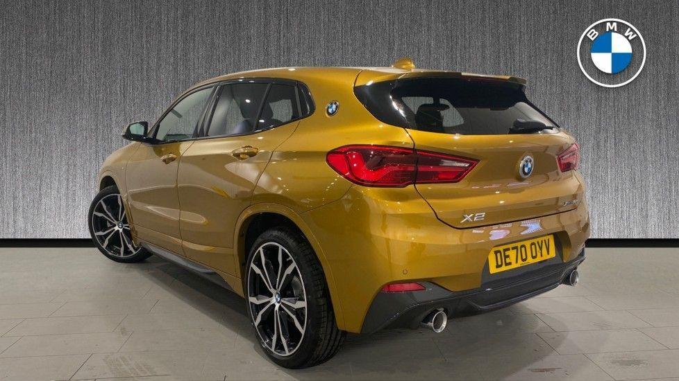 Image 2 - BMW xDrive18d M Sport (DE70OYV)