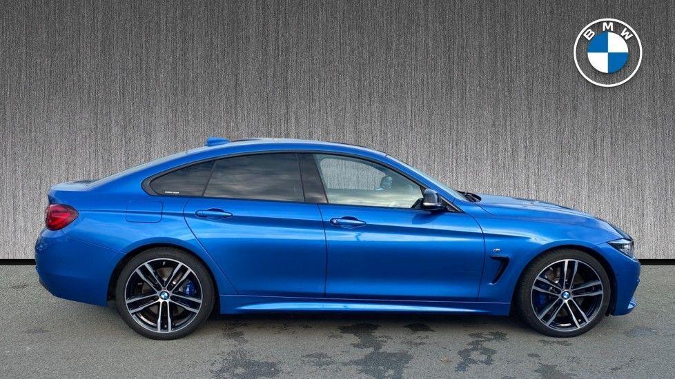 Image 3 - BMW 430d M Sport Gran Coupe (YF69XVR)