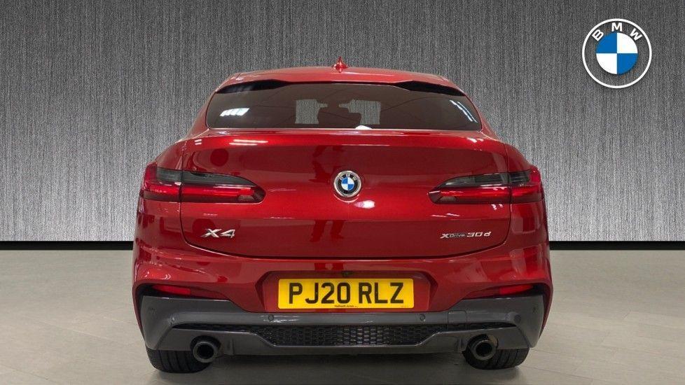 Image 15 - BMW xDrive30d M Sport (PJ20RLZ)
