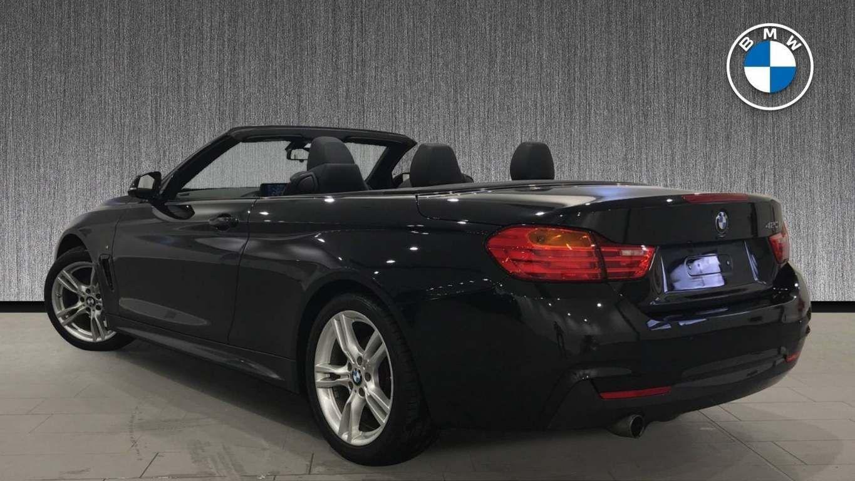 Image 2 - BMW 420i M Sport Convertible (DA15RTX)