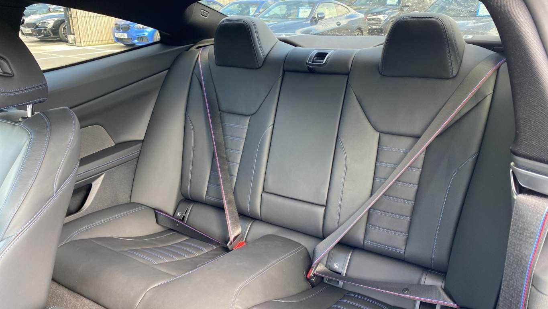 Image 12 - BMW 420d M Sport Coupe (YG70GCO)