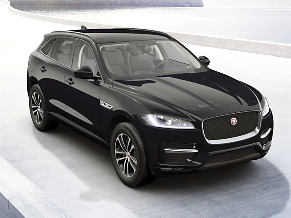 New Used Jaguar F Pace Cars For Sale Auto Trader