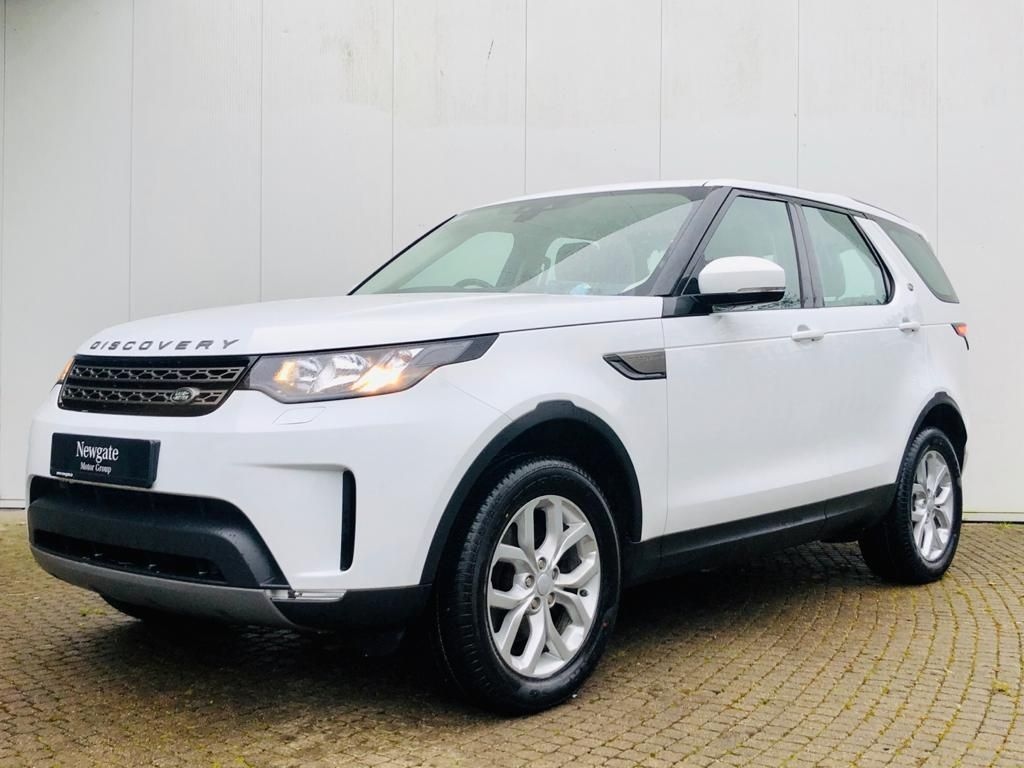 Land Rover Discovery MY18 2.0 TD4 SE 180P 180PS 5DR AUTO