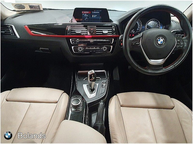 Used BMW 1 Series BMW 116d Sport From €80 Per Week (2018 (182))