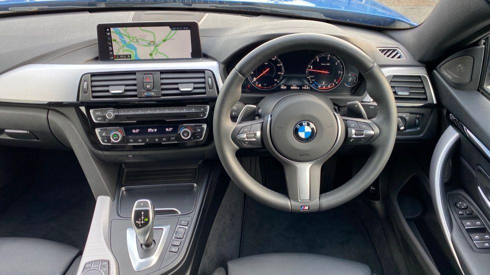 Image 8 - BMW 430d M Sport Gran Coupe (YF69XVR)
