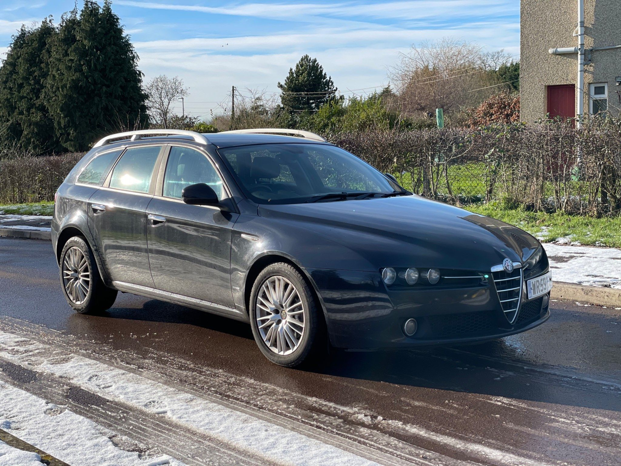 New Used Alfa Romeo 159 Sportwagon Cars For Sale Autotrader