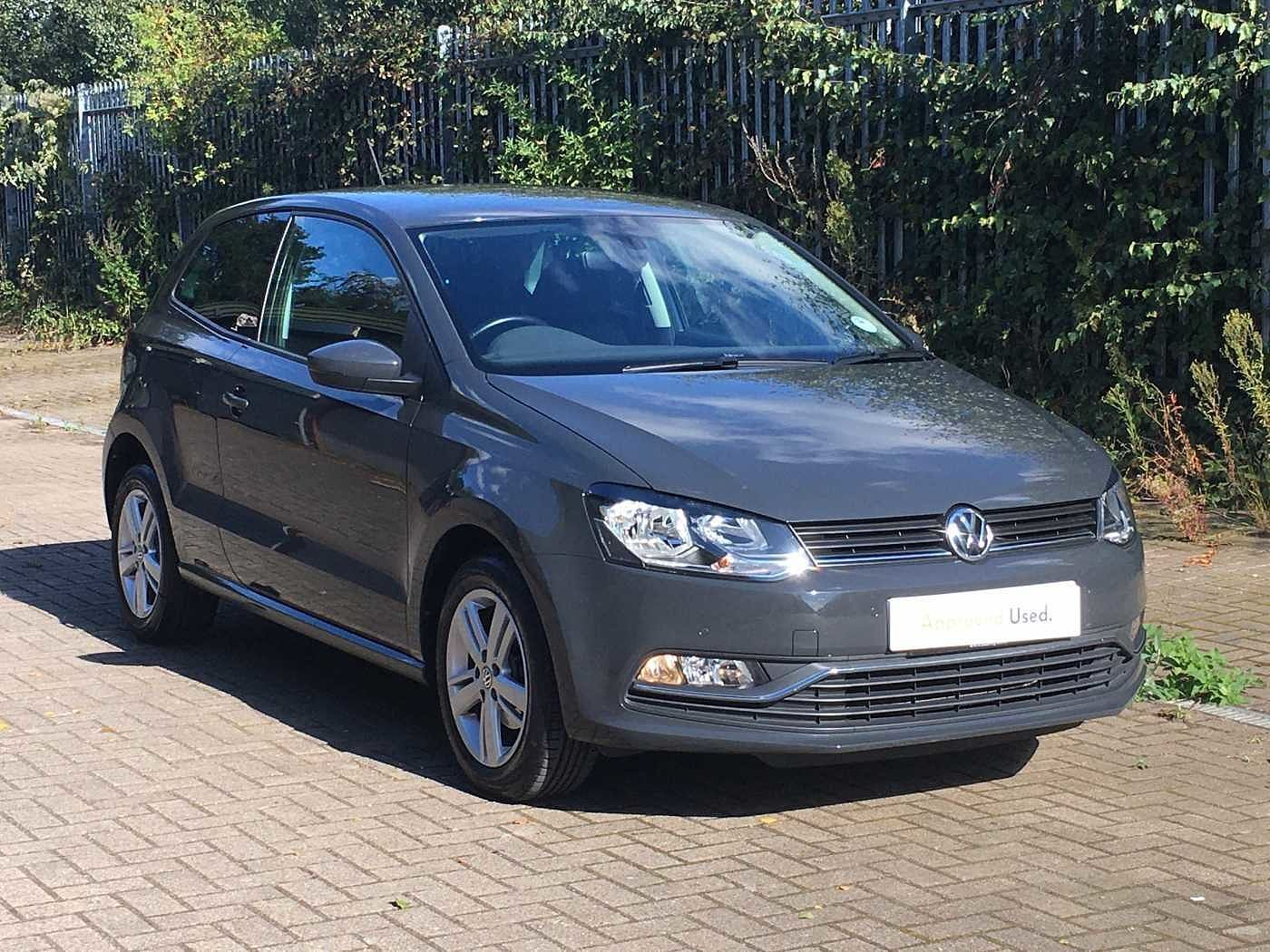 Volkswagen Polo 1.0 BlueMotion Tech Match (s/s) 3dr