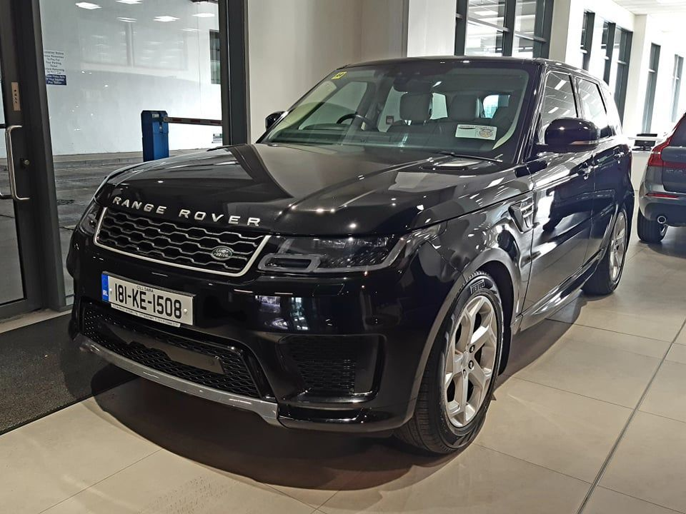 Land Rover Range Rover Sport 3.0 HSE AUTOMATIC TDV6