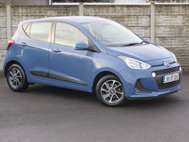 Hyundai i10 DELUXE 1.0 PETROL 40,000 KMS WITH UNLIMITED MILEAGE WARRANTY ANY TRADE IN WELCOME