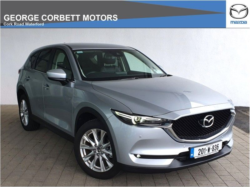 Mazda CX-5 Executive SE Lux 2.2 150PS (From €119 per week)