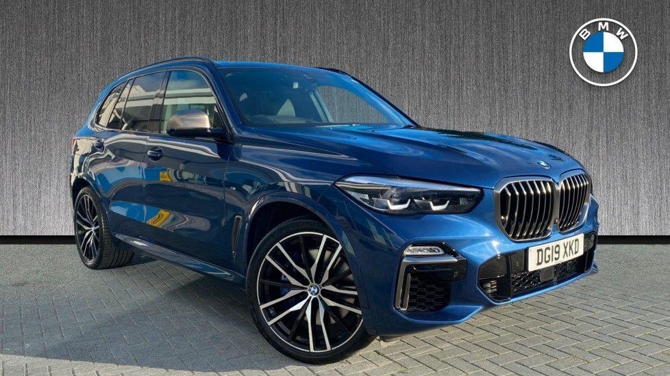 Image 1 - BMW M50d (DG19XKD)