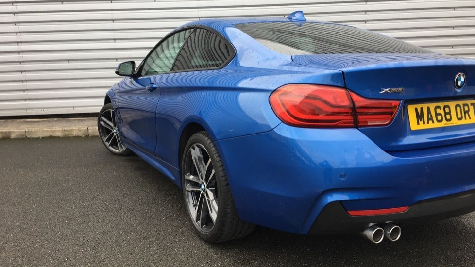 Image 27 - BMW 420d xDrive M Sport Coupe (MA68ORT)