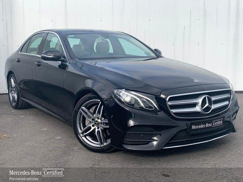 Mercedes-Benz E-Class **€663 PM** E200D AMG Ext AUTO
