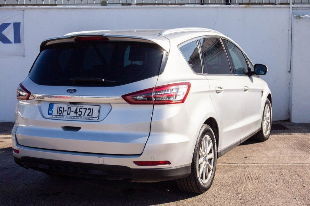 Used Ford S-Max seven seater (2016 (161))