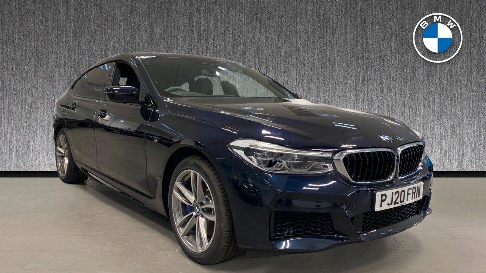 Image 1 - BMW 630d M Sport GT (PJ20FRN)
