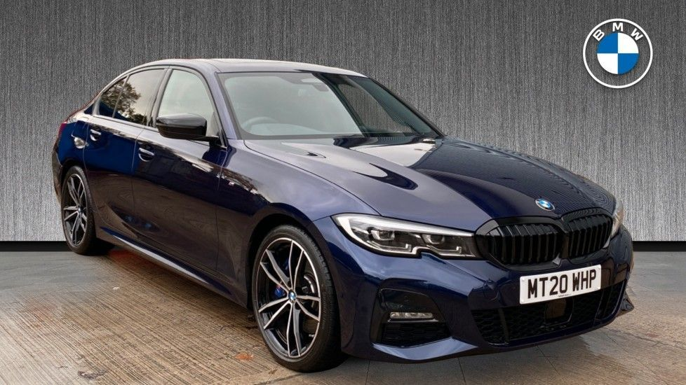 Image 1 - BMW 320i M Sport Plus Edition Saloon (MT20WHP)