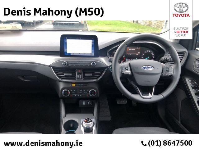 Used Ford Focus TITANIUM 1.5 TDCI 125 4DR 5DR A (2019 (191))