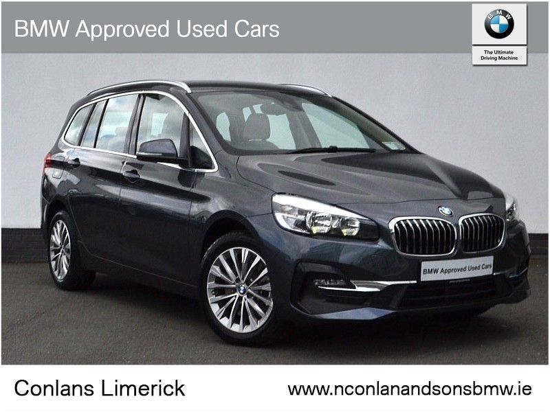 BMW 2 Series Gran Tourer 218d Luxury Gran Tourer