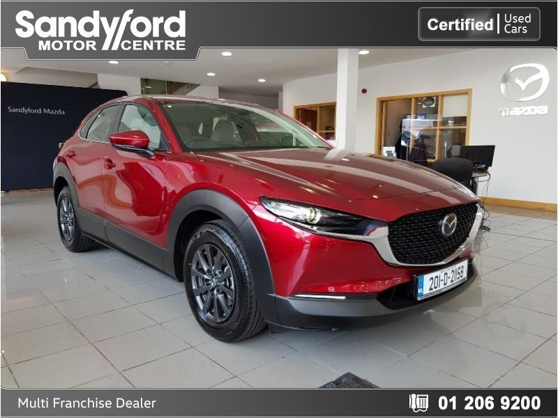 Mazda CX-30 GS From 362 p/m** 2.0 M Hybrid
