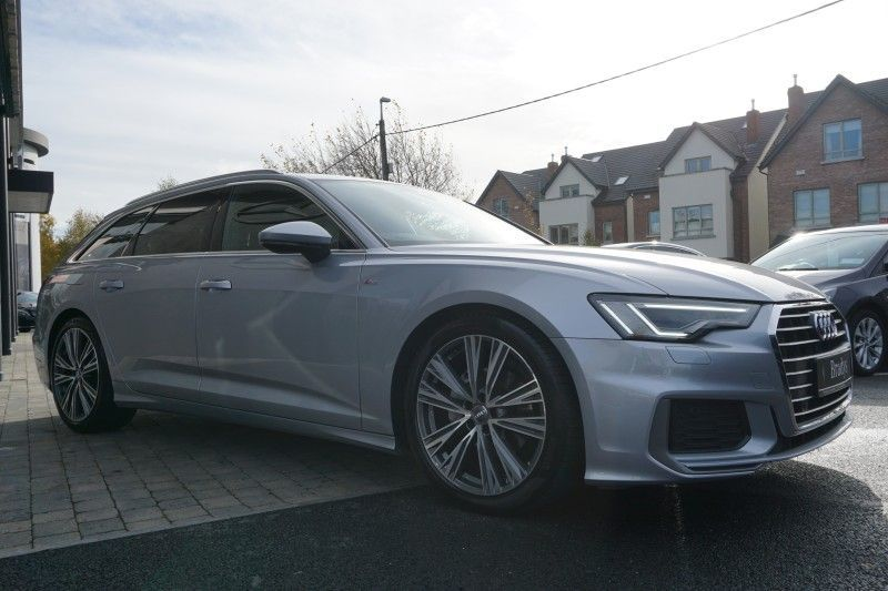 Used Audi A6 Avant S Line 40 TDi 204 S Tronic**Tech Pack**Upgrade Alloys** (2019 (191))