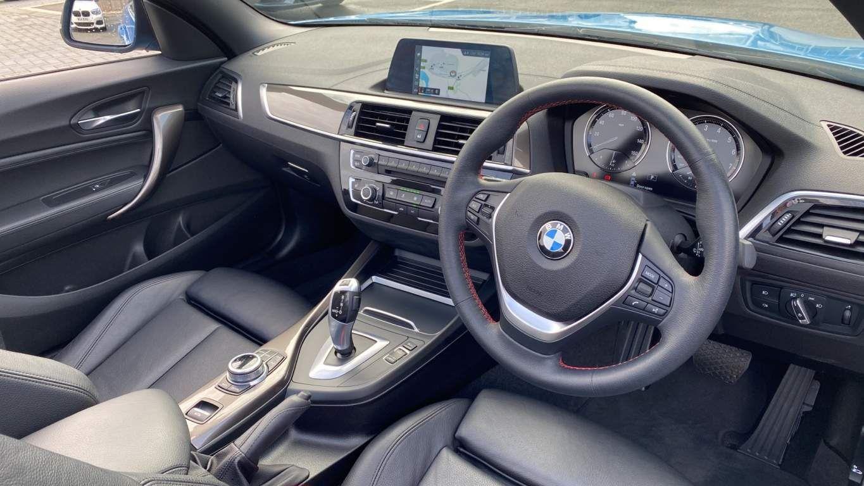 Image 6 - BMW 218i Sport Convertible (CX67MOA)