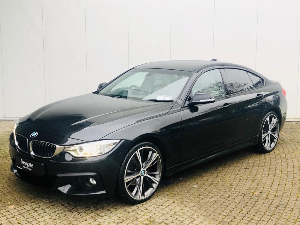 BMW 4 Series 420D XDRIVE M SPORT Auto 'Advertised at a cash price'