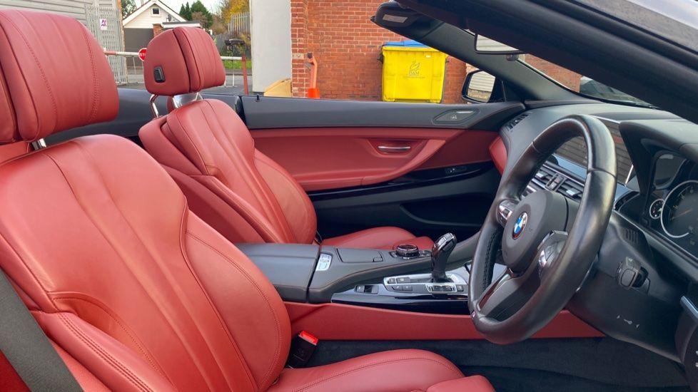 Image 11 - BMW 640i M Sport Convertible (LP16YWJ)