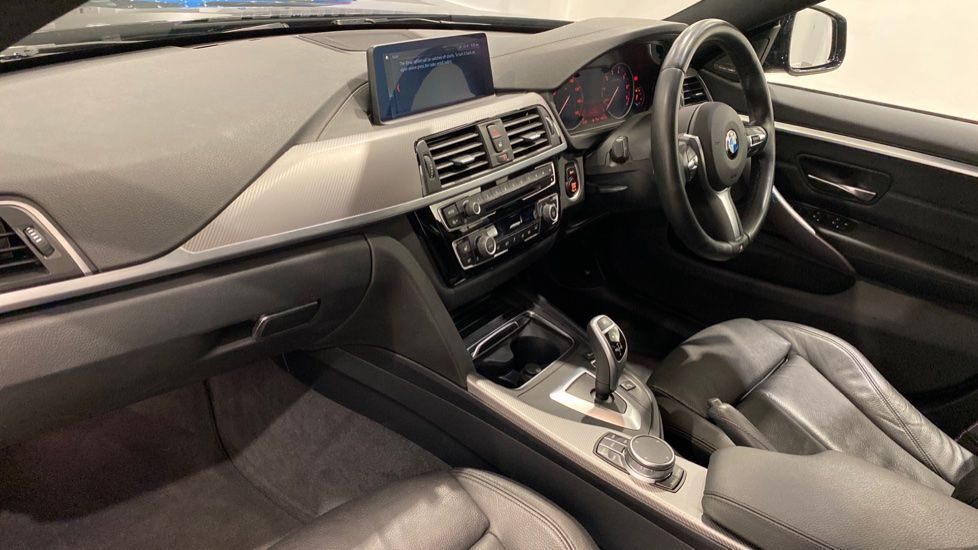 Image 12 - BMW 420i M Sport Gran Coupe (YD69YKV)