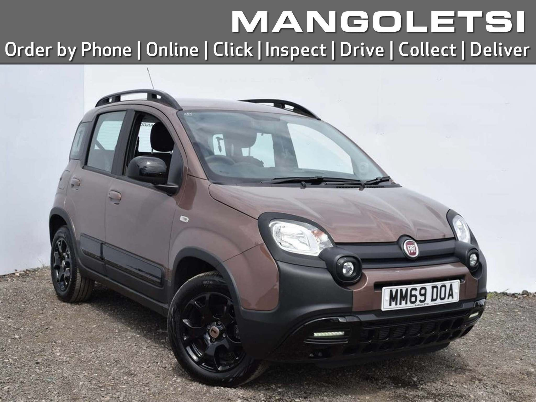 Used Fiat Panda Petrol Bronze 5dr 2020 For Sale In Knutsford Used Approved Abarth