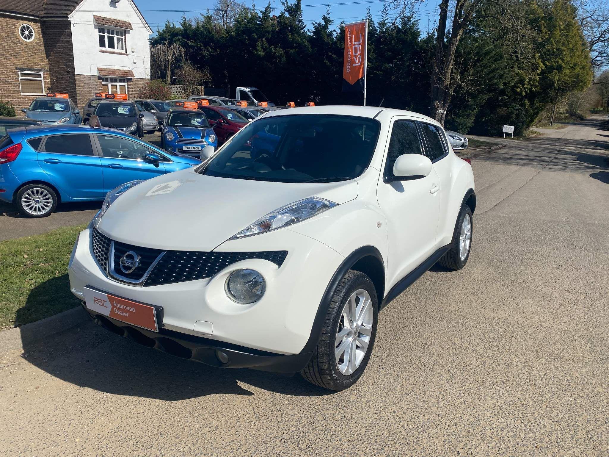 Used Nissan Juke for sale