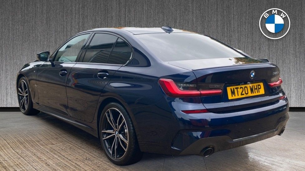 Image 2 - BMW 320i M Sport Plus Edition Saloon (MT20WHP)