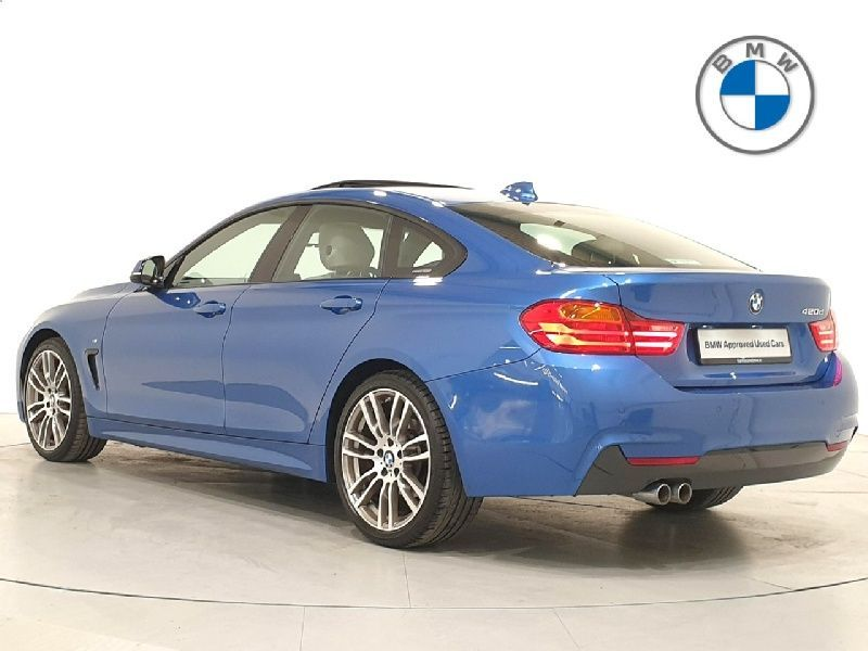 Used BMW 4 Series 420d M Sport Gran Coupe (2017 (171))