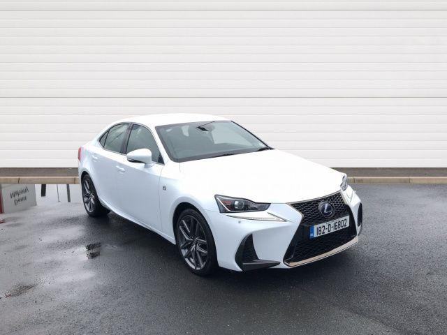 Lexus IS300H IS300h F SPORT (NEDC2)