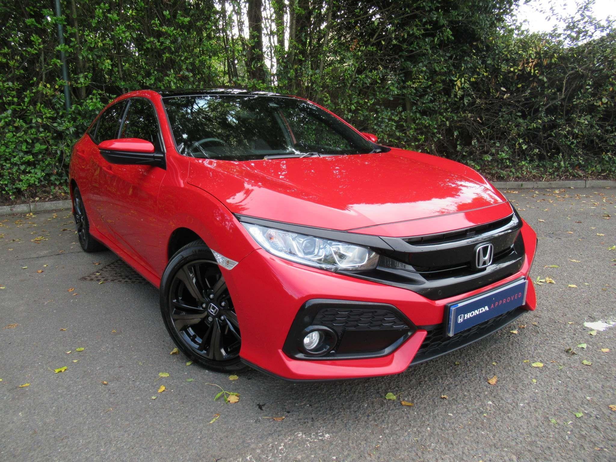 Honda Civic 1.6 i-DTEC EX Auto (s/s) 5dr