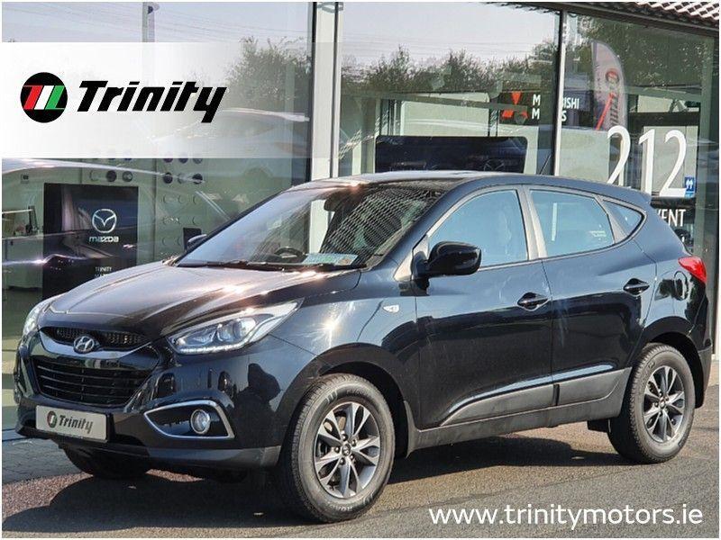 Hyundai ix35 ** COMFORT 1.7 CRDI ** STUNNING SUV ** TRINITY MOTORS **