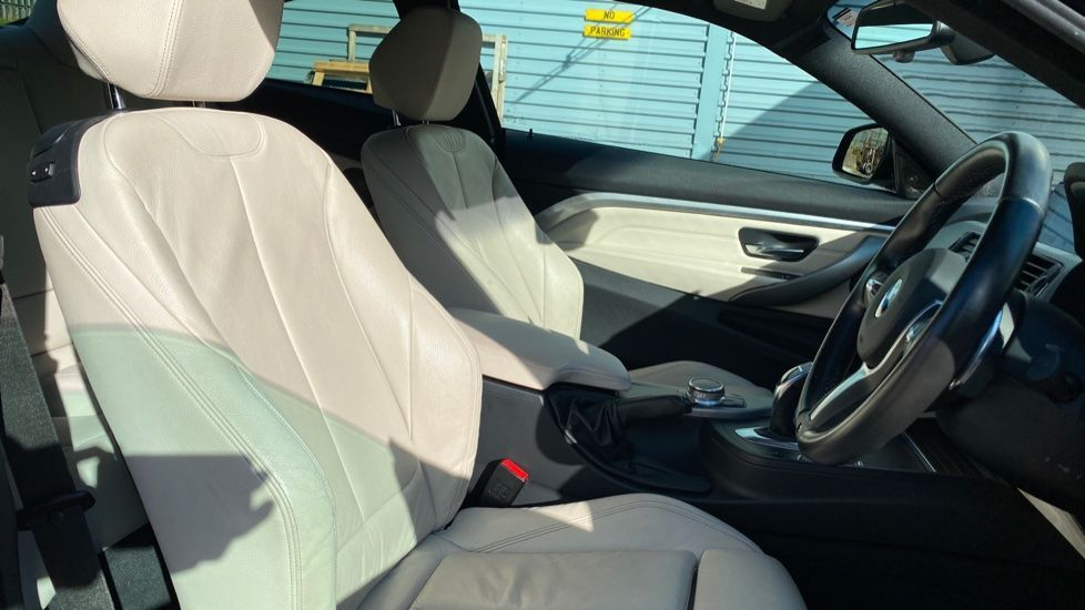Image 11 - BMW 420d M Sport Coupe (BG17XVO)