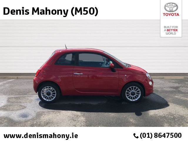 Used Fiat 500 1.2 8V 69BHP POP STAR S4 2DR (2017 (171))
