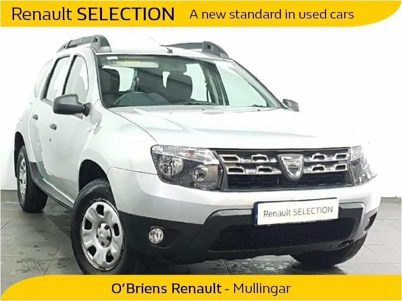 Used Dacia Duster ALTERNATIVE 1.5 DCI110 (2016 (161))