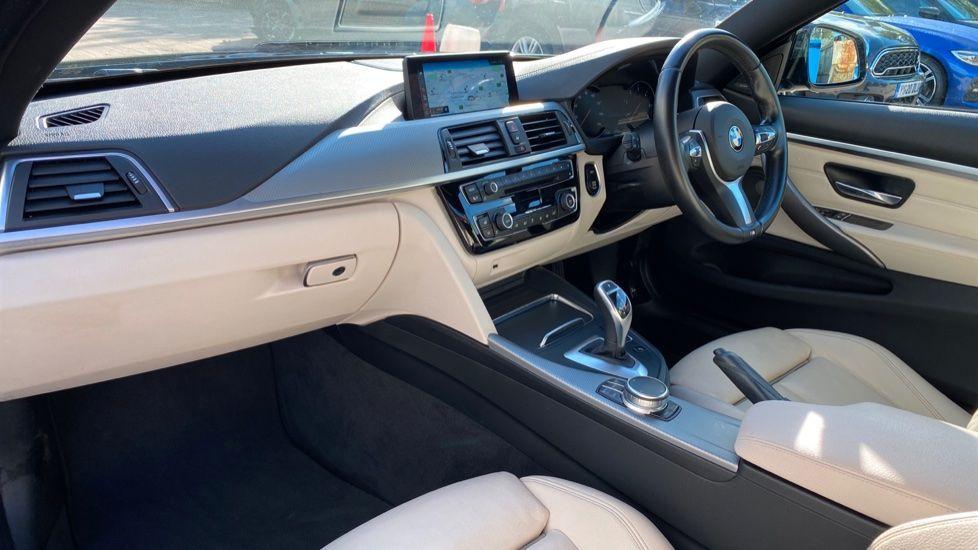 Image 6 - BMW 420d M Sport Coupe (BG17XVO)