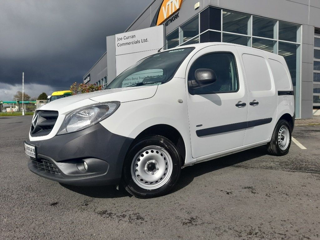 Mercedes-Benz Citan CITAN 1.5 DIESESL NEW CVRT WARRANTY