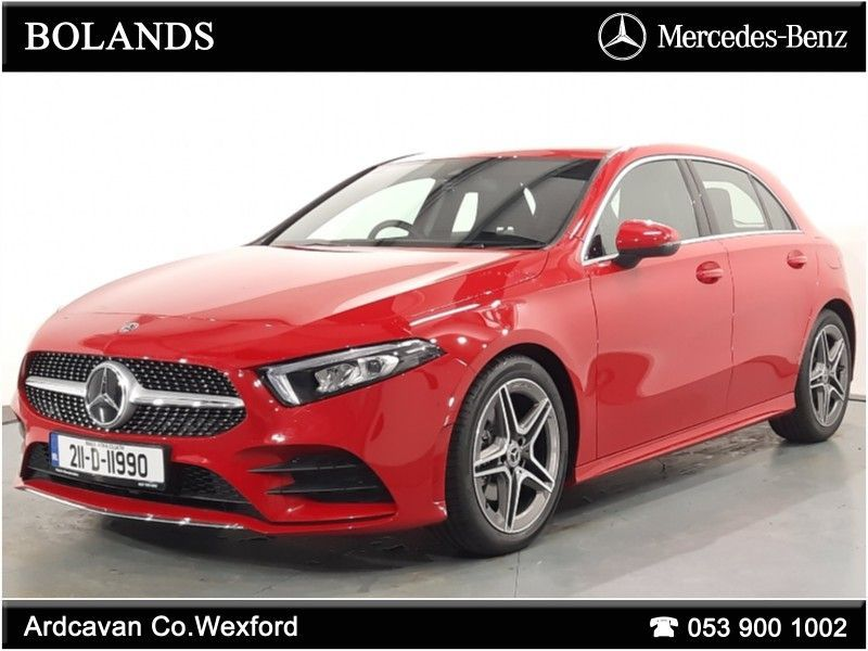 Mercedes-Benz A-Class Demo A180D AMG Line with Smartphone Integration from €429 per month*