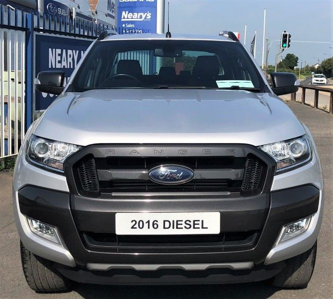 Used Ford Ranger Wildtrak TDCi 200 4WD Start/Stop (2016 (161))
