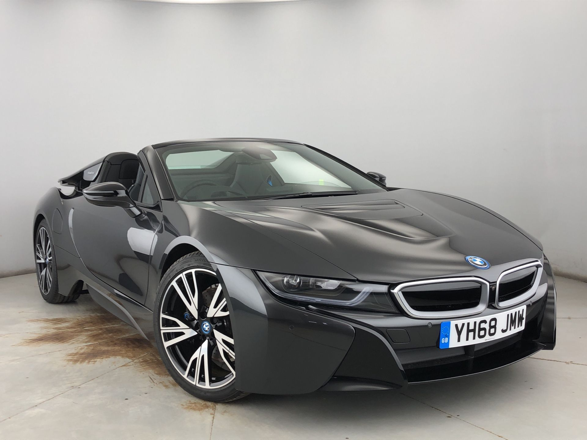 Image 4 - BMW 1.5 11.6kWh Roadster Auto 4WD (s/s) 2dr (YH68JMW)