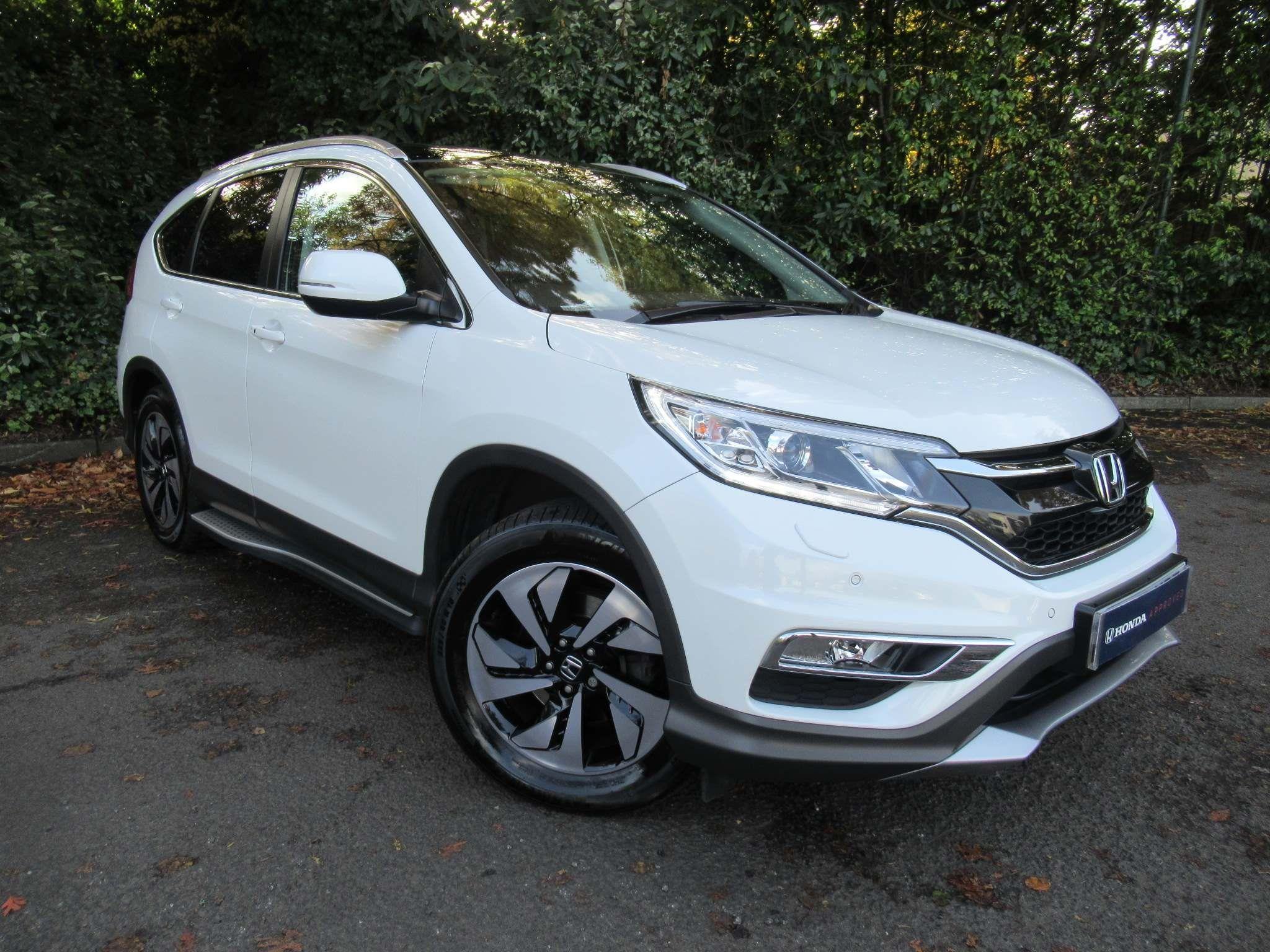 Honda CR-V 1.6 i-DTEC EX Auto 4WD 5dr