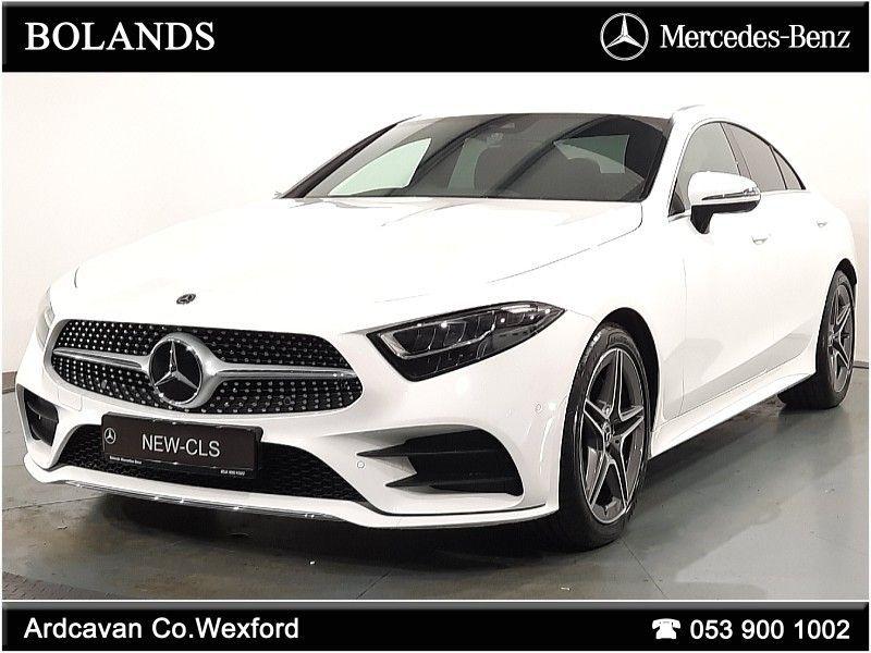 Mercedes-Benz CLS-Class 220D AMG Line from €989 per month*