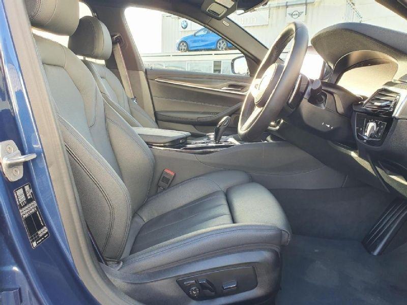 Used BMW 5 Series 520 M SPORT LCI AUTO (2020 (202))