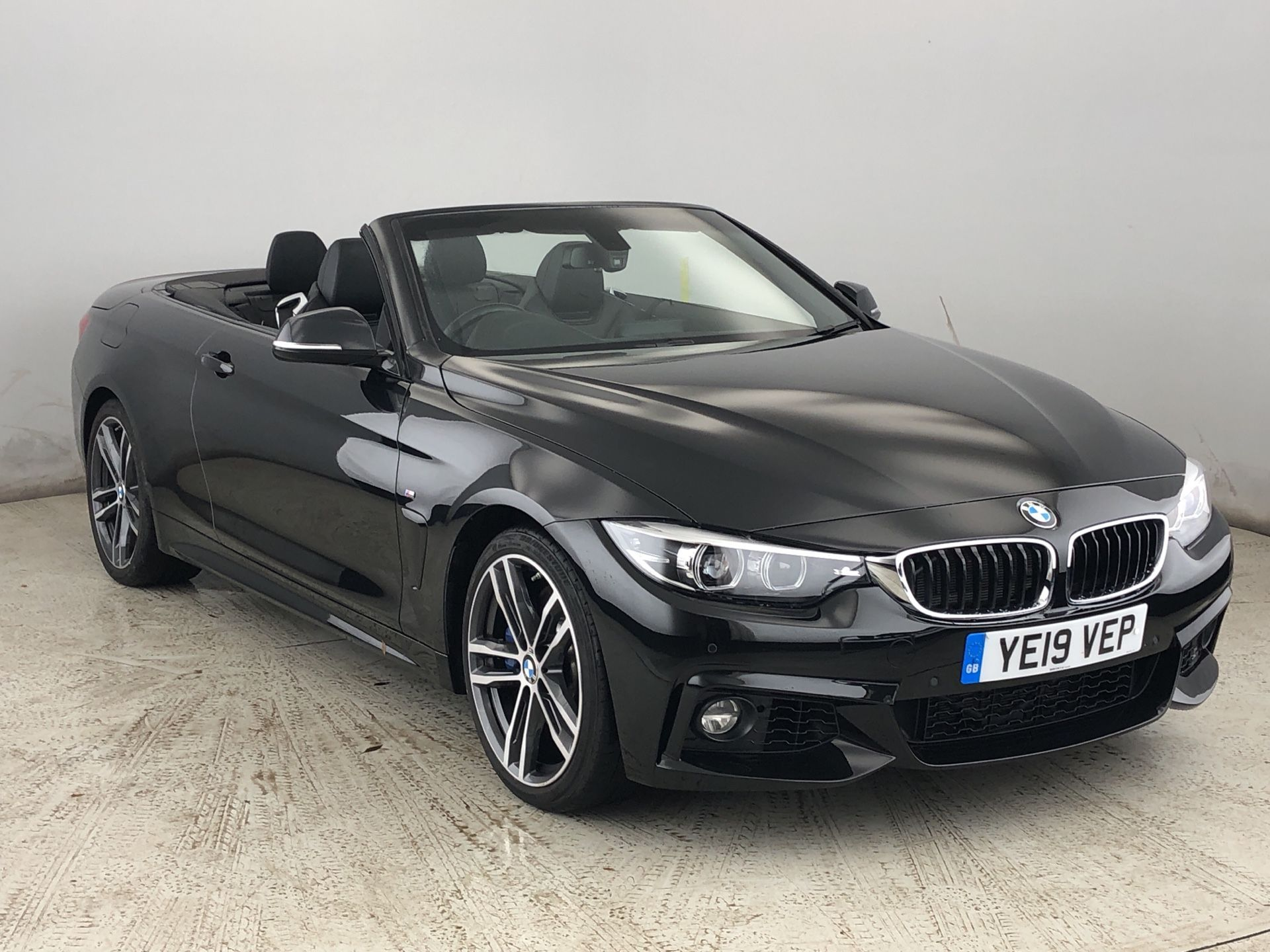 Image 1 - BMW 440i M Sport Convertible (YE19VEP)