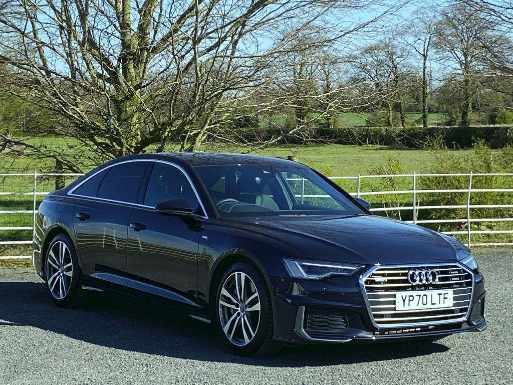 Audi A6 50 TFSI E QUATTRO S-LINE HYBRID PLUG IN